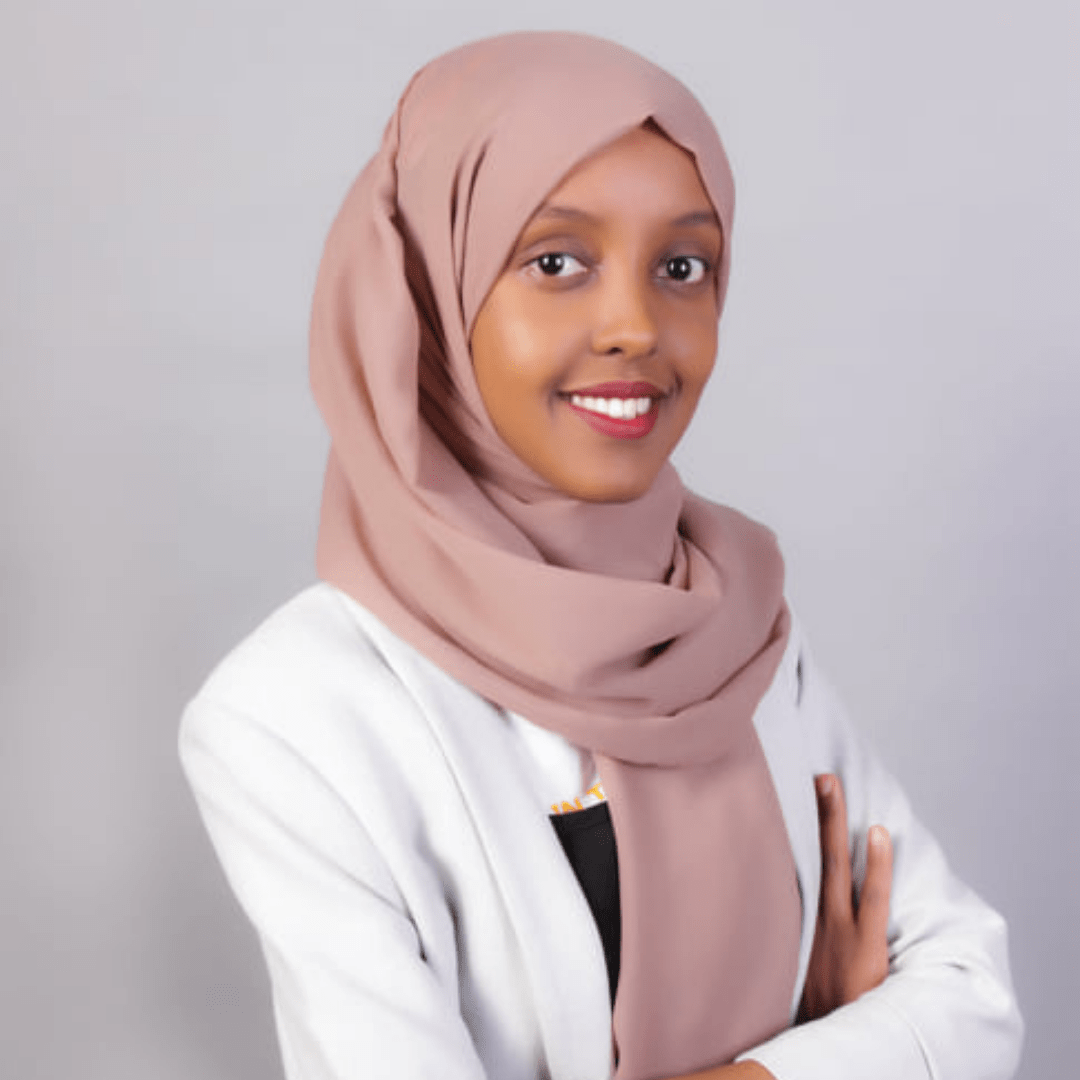 Yasmin Gedi :2019 Somalian winner of World Bank Blog4dev